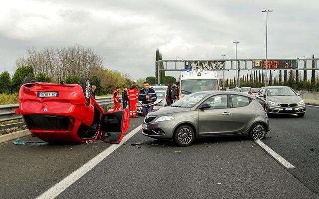 תאונות דרכים - מה לעשות?